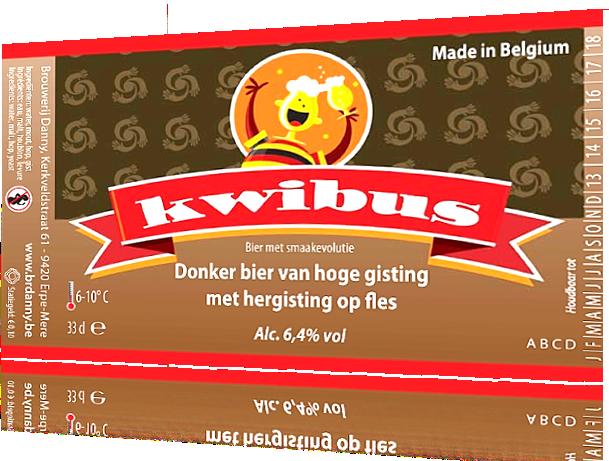 kwibus donker